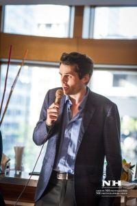 Christopher Nacos, Directeur des opérations de Ville-Marie Collection