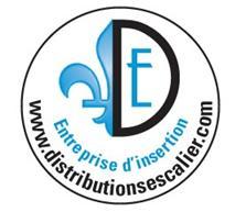 Distributions l'Escalier_Logo