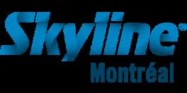 Skyline Montreal Logo FR-Blue clear BG